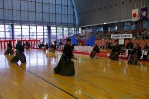個人戦トーナメント(五段、六段、練士、七段)