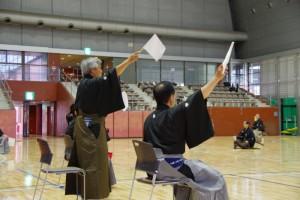 第12回東京大会 審判
